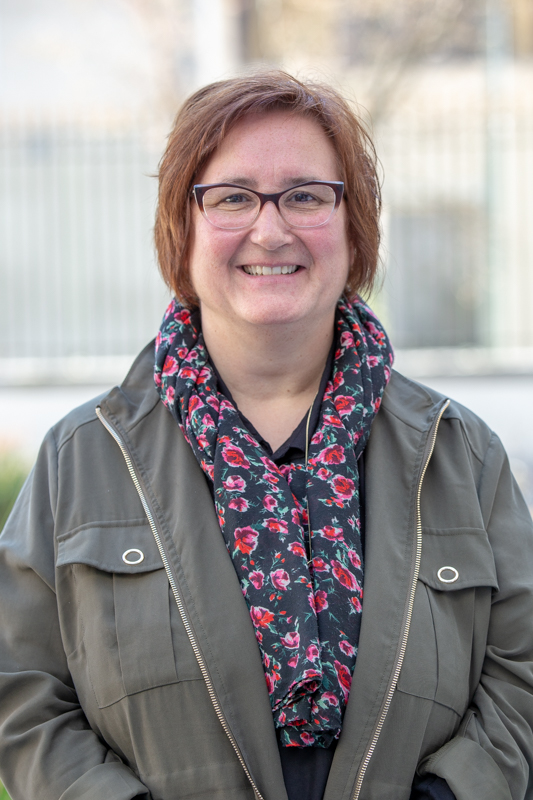 Photo de Joëlle ABADIE