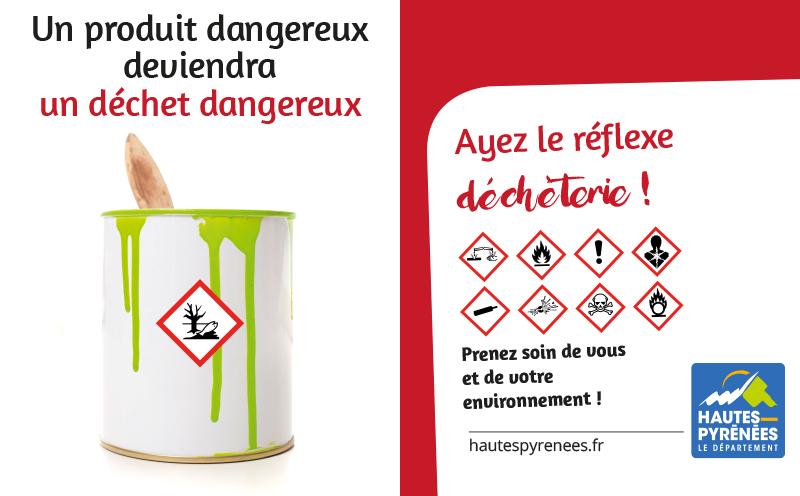 Produits dangereux