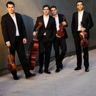 Concert Haydn, Beethoven, Schubert Quatuor à cordes « Modigliani »